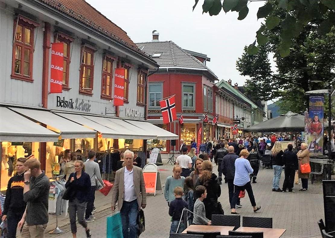 Kjøpesenter Lillehammer