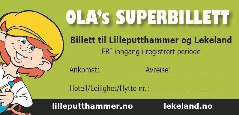 Olas superticket
