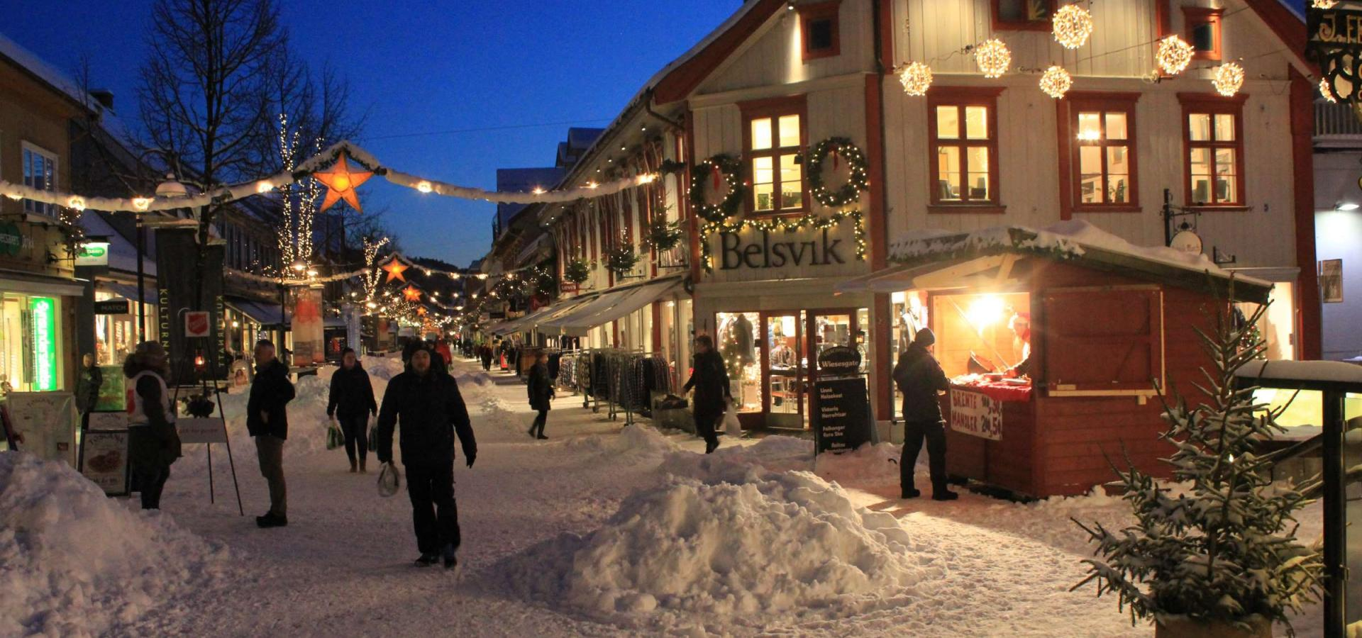 Lillehammer by