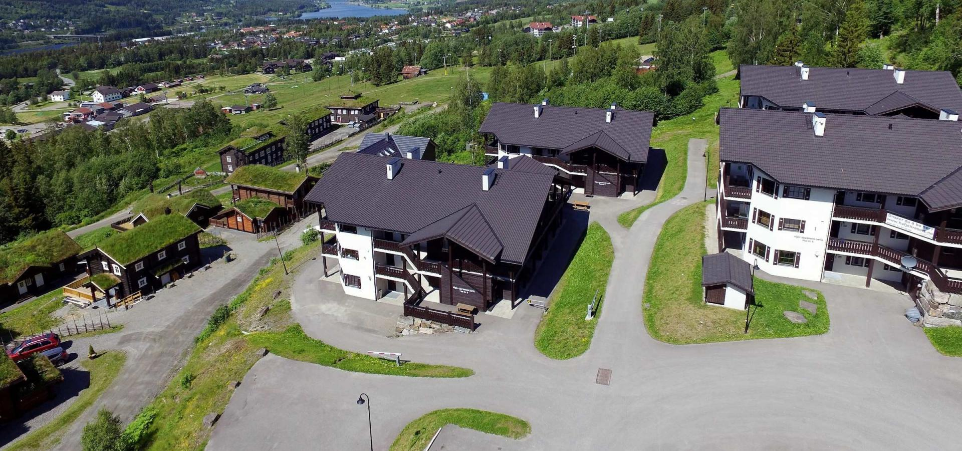 Alpin apartments sørlia sommer