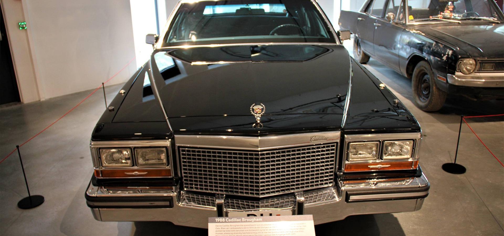 Norsk kjøretøyhistorisk museum
