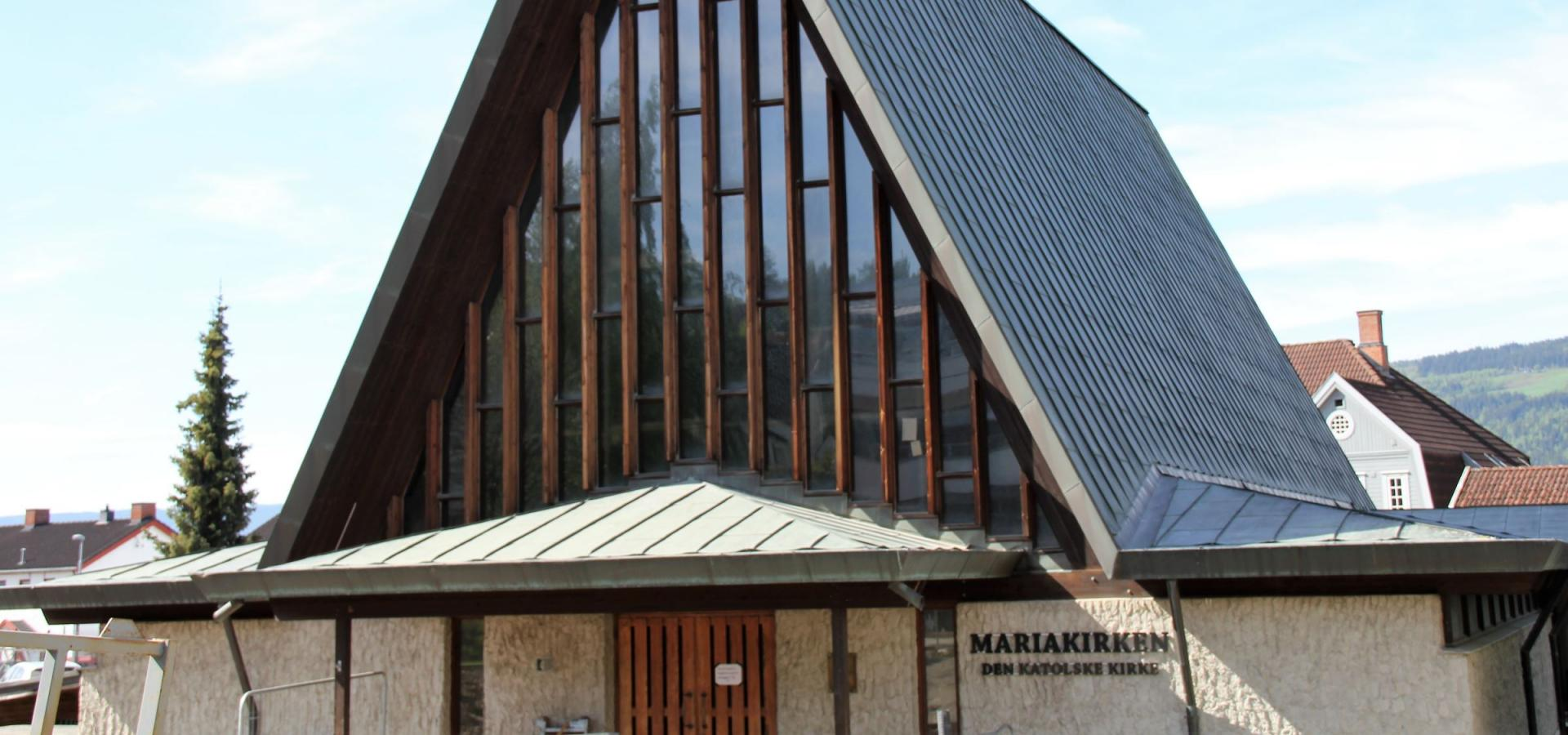 Maria church Lillehammer
