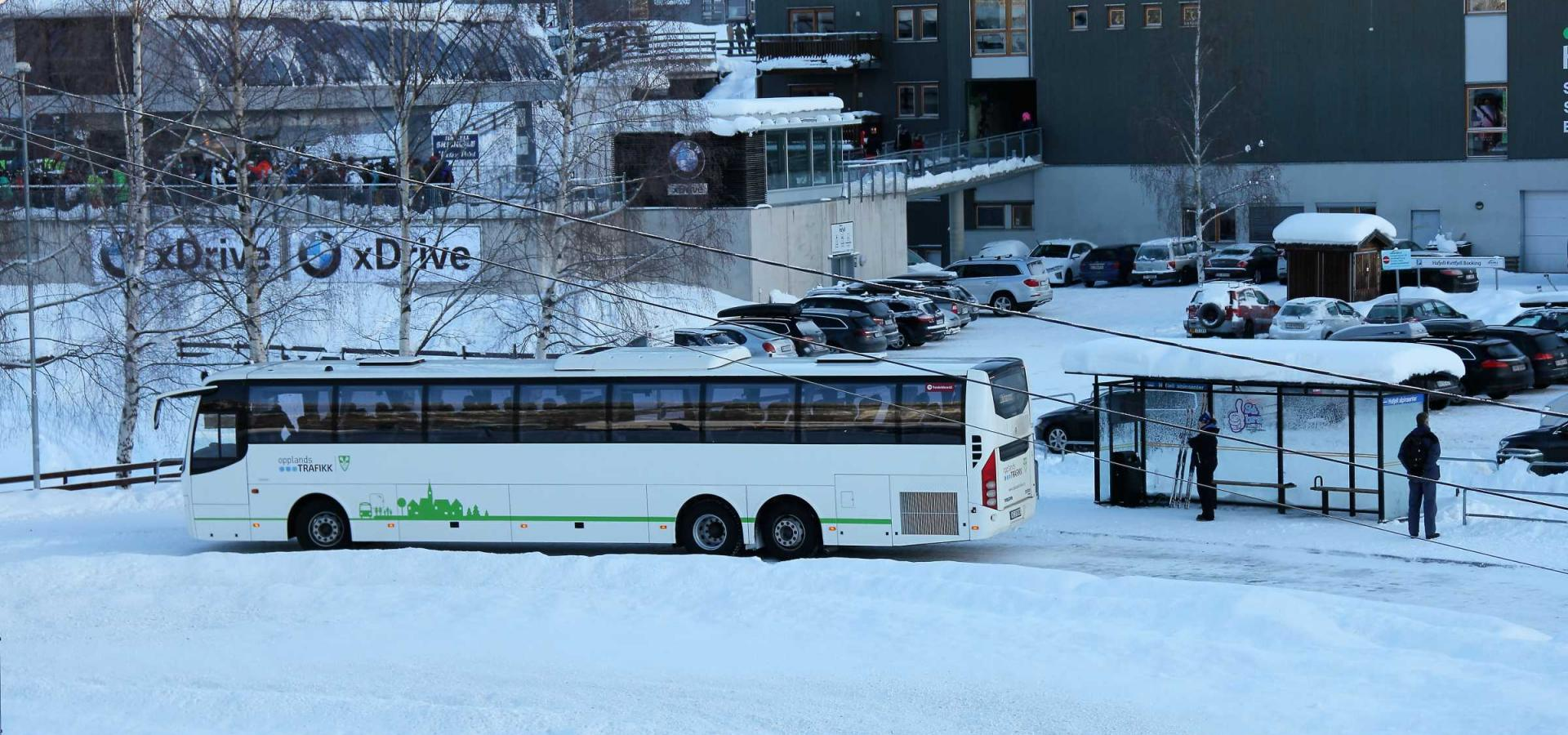 hafjell buss