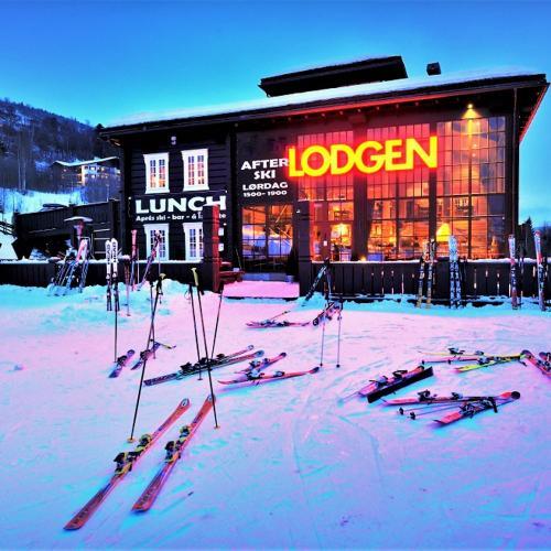 Log Cabins At Hafjell Lodge Hafjell Resort