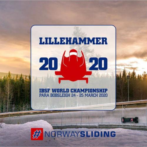 World Championships Para bobsleigh