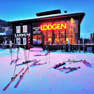 Apres ski and restaurants