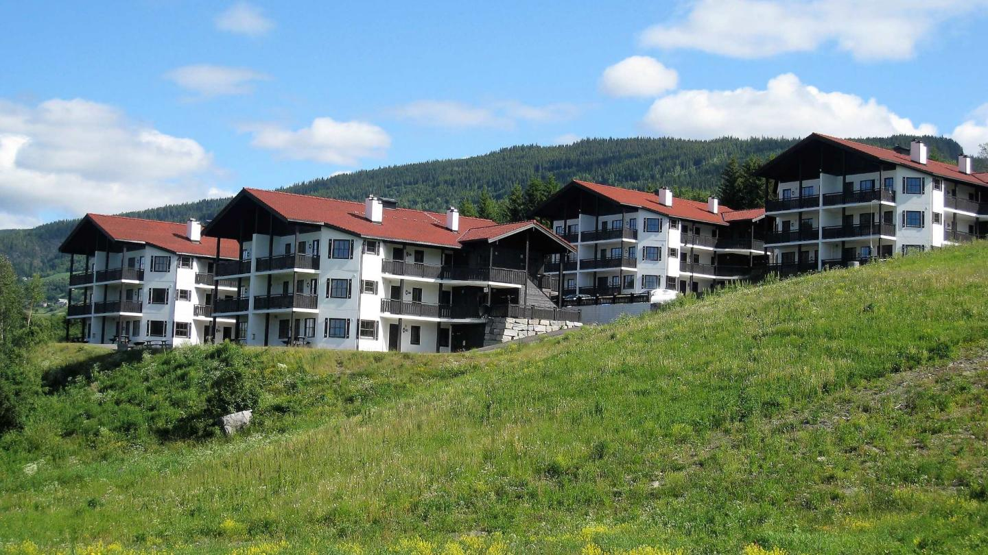 Alpin Apartments Solsiden i Hafjell