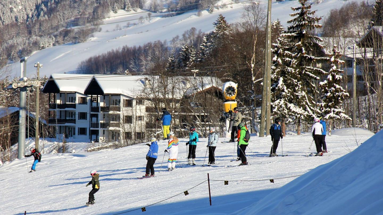 hafjell ski resort winter | hafjell resort