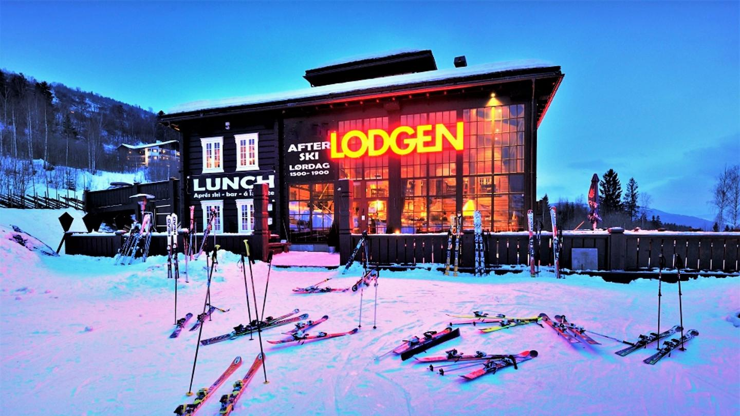 Hafjell Lodge restaurant